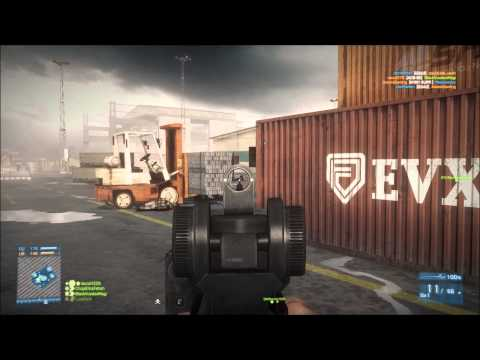 m40a5 sniping BF3