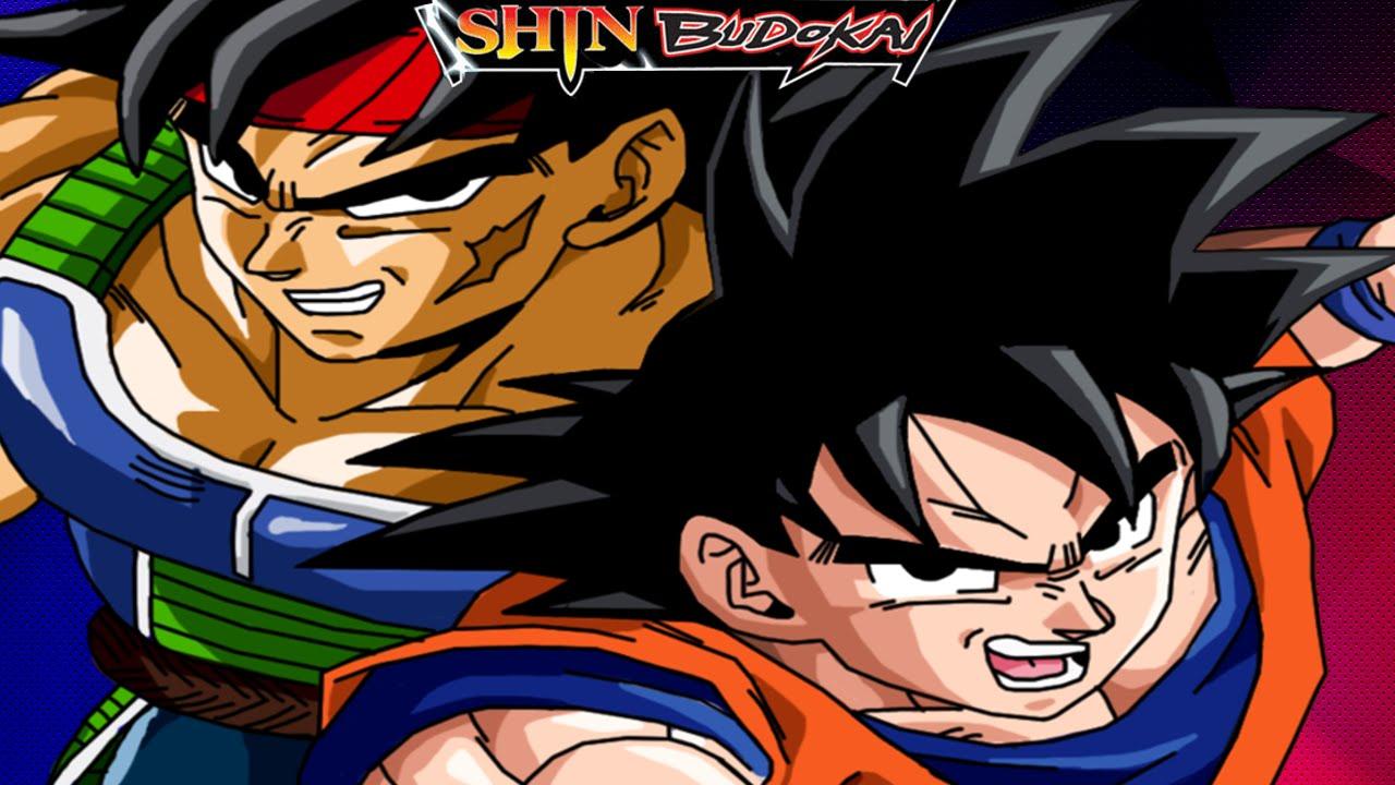 Goku Meets Bardock | Ultimate Gohan VS Super Janemba ...