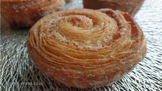 #281 바사삭 바사삭 소리까지 맛있는 퀸아망 만들기 …