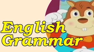 Basics of English Grammar For Kids || English Conversation Learn & English Speaking In English