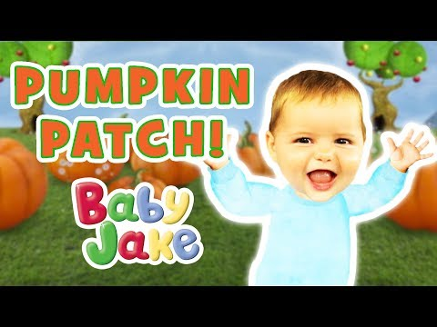Baby Jake - Playing in the Pumpkin Patch | 60+ Minutes!
