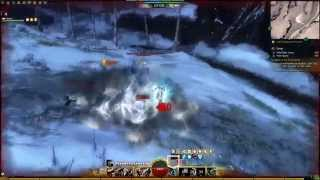 Guild Wars 2 | S/D Thief | First encounter with PU Mesmer [WvW]