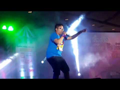 Cosplay Carnival Day 2 Solo Mainstream Karaoke Contest - Ice Ice Baby