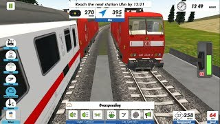 Euro Train Simulator 2 Android Gameplay By Highbrow Interactive