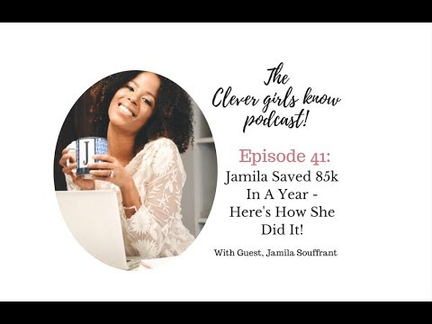 Jamila Saved $85k In A Year - Here's How She Did It!