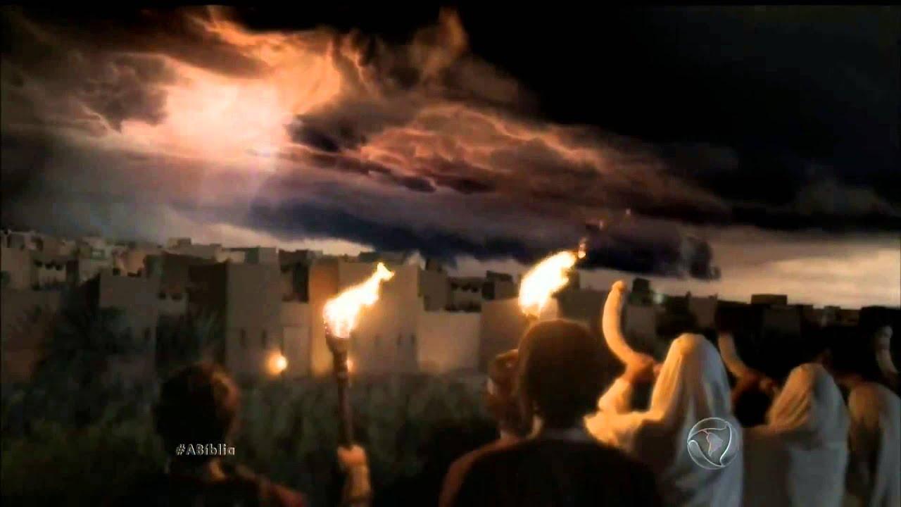 Fogueira Santa de Jericó, Derrubando as muralhas... - YouTube