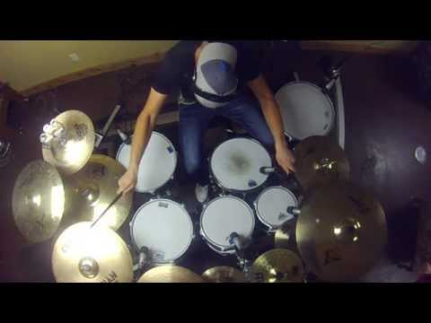 Manafest - Impossible - Drum Cover by Collin Rayner