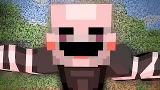 hide n go marionette five nights at freddy s minigame in minecraft