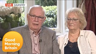 Sally Abel Didn't Think Her Husband Would Survive COVID-19 | Good Morning Britain