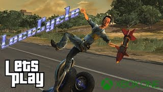 LOCOCYCLE TOP GAME AND FREE ON THE XBOX ONE ,  ENJOY THE GAMEPLAY