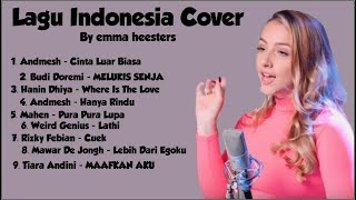 Lagu Populer Indonesia Cover ENGLISH VERSION by Emma Heesters Full Album 2020