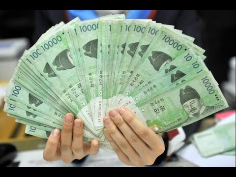 Quick Cash - Money flows to you when you watch this  -  South Korean Won -  MUST SEE