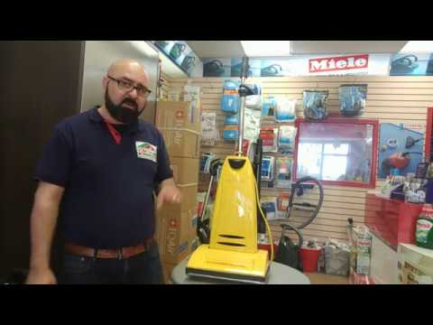 Commercial Upright Carpet Pro Review and Demo