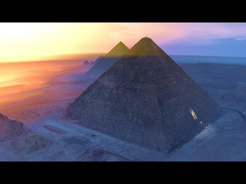 Scientists Have Discovered That The Great Pyramid Of Giza Can Do This Mp3