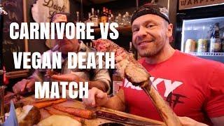 Marc Lobliner Live Q&A - Carnivore Diet vs Vegan Diet, Rich Piana and More!