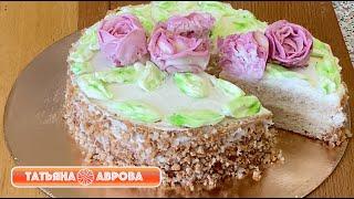 Очень простои и ле гкии домашнии торт