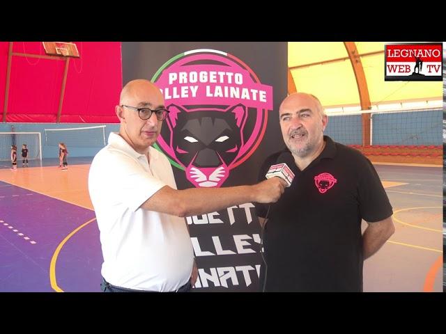 Legnano Web TV presenta Progetto Volley Lainate