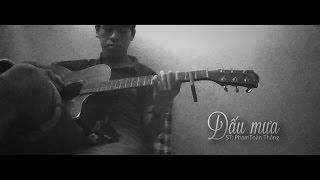 """""""Dấu mưa"""" (Toàn Thắng) – fingerstyle cover"""