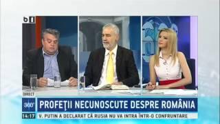 Profeţii despre România - (1nov.2014)