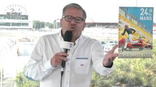 24 Heures du Mans 2015 - Emission 24H Inside du samedi 13 juin 9H