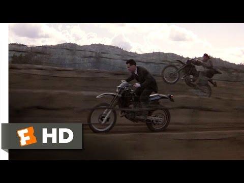Black Rain (9/9) Movie CLIP - Motorcycle Chase (1989) HD