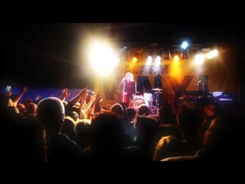 The Alarm Live - Cardiff 2013