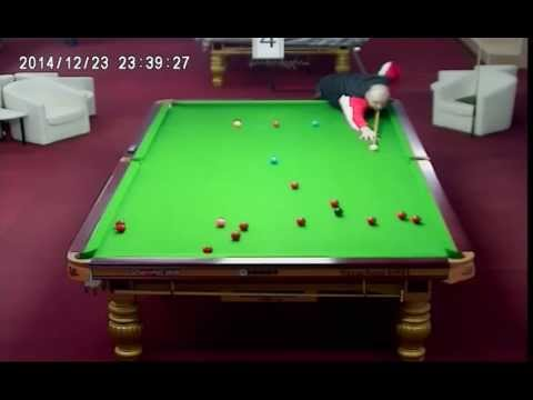 Razvan Bulboaca 67 break