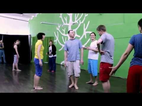 Theatre of Connection Training (Workshop on Utopia in Saint Petersburg)
