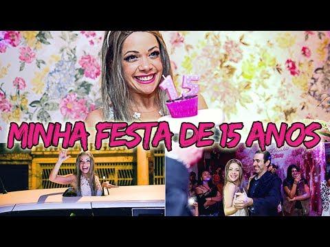 FESTA DE 15 ANOS DA ASHLEY