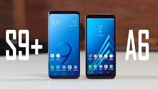 Обзор Samsung Galaxy A6: такой смартфон нам не нужен