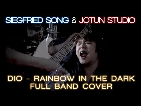 DIO - Rainbow In The Dark (Full Band Cover)