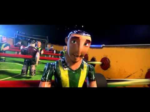 Футбол 3D - Official Movie Trailer HD