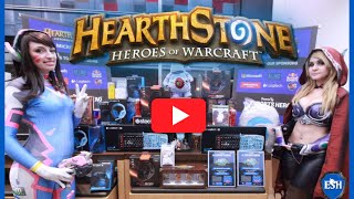 NYC Esports Heroes host The Microsoft Hearthstone Open