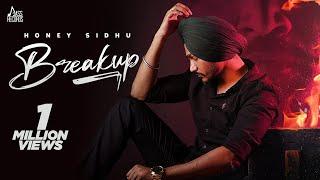 Breakup | (Official Video) | Honey Sidhu | Kulshan Sandhu | New Punjabi Songs 2021 | Jass Records