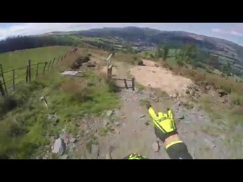 Jack Reading rails the new Llangollen track