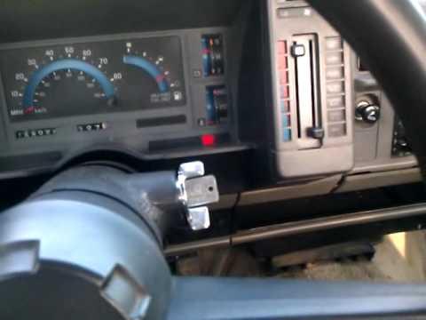 Amazoncom 12V STARTER MOTOR FITS 198288 CHEVROLET GMC