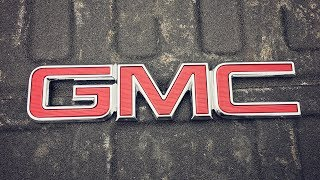 Ryan's GMC Emblem, Finding Parking for Farm Day