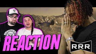The RRR Mob - FLUS 2 feat. SEDRICK (Prod. by Laioung) | RAP REACTION | ARCADEBOYZ