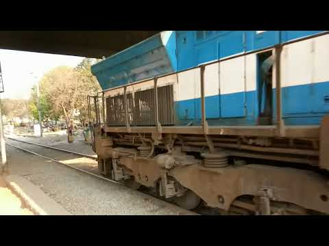 Trains on Hebbal Railway line - Bangalore