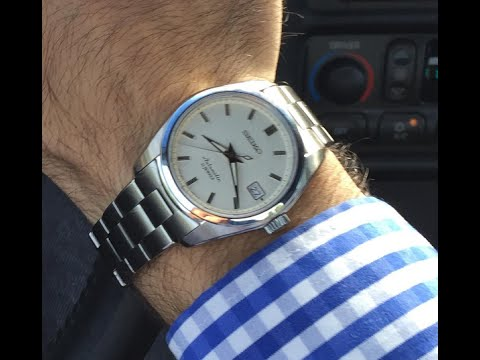 Seiko SARB035 Full HD Review - A Seiko Masterpiece