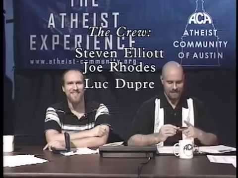 Atheist Experience #472 with Matt Dillahunty and Ashley Perrien from YouTube · Duration:  1 hour 29 minutes 7 seconds