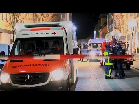 Число жертв при стрельбе в Германии выросло до десяти человек
