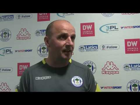 BURY REACTION: Paul Cook impressed by tremendous Latics performance