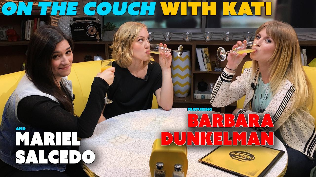 63abd492230f Barbara Dunkelman & Mariel Salcedo - On The Couch with Kati | Kati Morton
