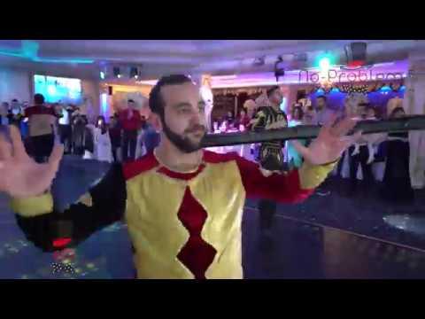 Армянский танец в исполнении мужского танцевального коллектива