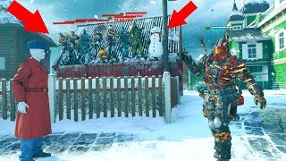 THEY WERE ALL TRYING TO TRAP ME OUTSIDE THE MAP!?!?! HIDE N' SEEK ON *BLACK OPS 4*