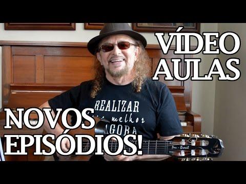 Videoaulas com Geraldo Azevedo: Nova Temporada!