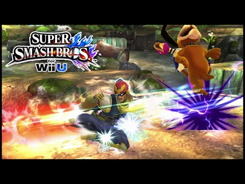 smash wii u how to get custom moves