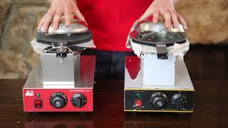 Bubble waffle makers Comparison | Real difference between ALDKitchen and other Egg waffle machines