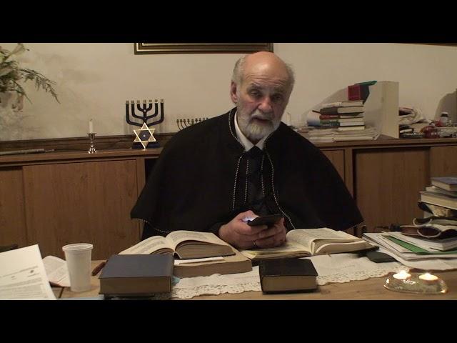 2021.01.01. Iványi Gábor Újévi Igehirdetése - Megbékélés Háza Templom